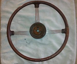 1941 1942 1946 1947 1948 Banjo Steering Wheel Rat Rod Chevy Buick Pontiac
