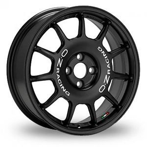"4 x 17"" oz Racing Leggenda Alloy Wheels Falken Tyres Hyundai i20 08 10"