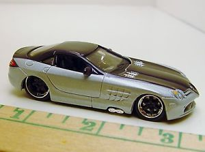 Cool Wheels Mercedes Benz SLR McLaren w Rubber Tires Limited Edition