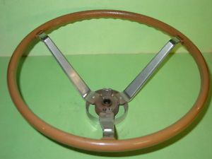 1967 67 Pontiac GTO Original GM Wood Steering Wheel