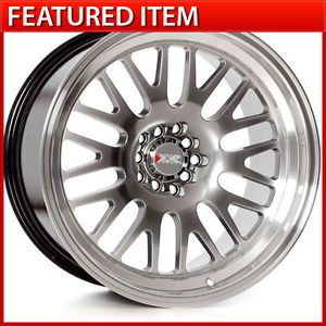 XXR 531 18 18x11 5 100 5 114 3 20 Chromium Black Wheels Rims Mitsubishi EVO 8 X