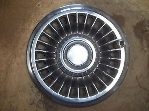 1966 66 Pontiac Bonneville Hubcap Wheel Cover 14""