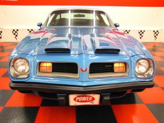 1975 Pontiac Firebird 350 HO 4 Speed RAM Air 62K Miles Outstanding Condition