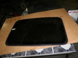 95 99 Eclipse Talon Avenger Sunroof Sun Roof Glass 2G 96 97 98 RS GS GST GSX