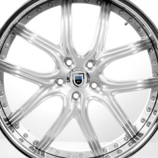 22inch for BMW Wheels and Tires Pkg 6 7 Series asanti Rims