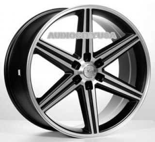 "24"" IROC6 BM Wheels Rims for Chevy Silverado Tahoe Escalade RAM F150"