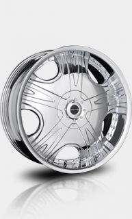 "20"" Chrome Falken Executive Wheels Tires Chevy GMC Toyota"