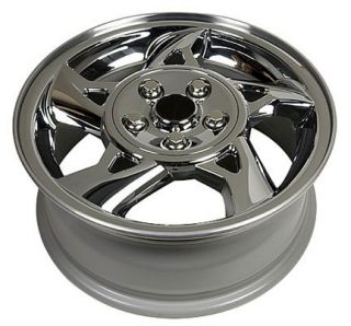 "16"" Rims Pontiac Grand Prix 6557 Wheels Chrome Set"