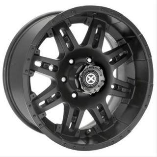 American Racing ATX Series Black Thug Wheel 399178570