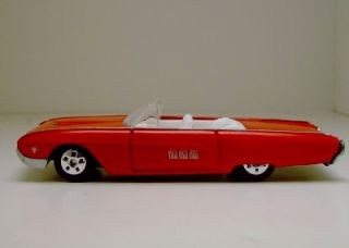 "Disney Issue ""Flubber"" Movie '63 Ford Thunderbird Sports Roadster Movie Car"