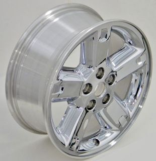"17"" Dodge Nitro Chrome Wheel 5254 17 x 7 Rims"