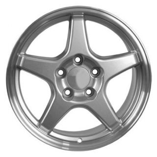 "17"" Rims Fit Camaro Corvette ZR1 Style Wheels Set"