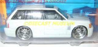 Range Rover Dropstars Hot Wheels HW Diecast RARE