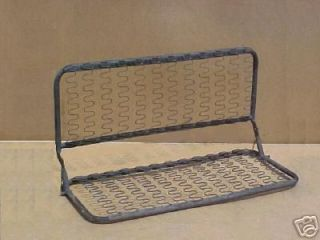 Military Jeep M151 M151A1 Rear Seat Frame