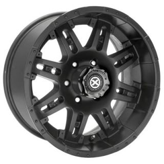 American Racing ATX Series Black Thug Wheel 399178538