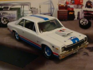 69 AMC Hurst SC Rambler 1 64 Scale Limited Edition See Detailed Photos Below