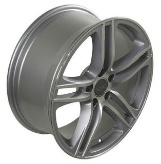 "One Wheel 18"" VW Rabbit Phaeton Passat EOS Rims Fits Volkswagen"