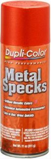Dupli Color Paint Metal Specks Lacquer Gloss Burnt Copper 11 oz Aerosol Ea