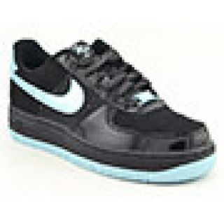 Nike Youth Kids Boys's Air Force 1 (GS) Black Athletic (Size 4) Nike Athletic