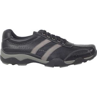 Men's Deer Stags Racer Black/Grey Deer Stags Oxfords
