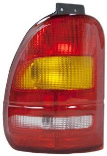OE Replacement Ford Windstar Driver Side Taillight Assembly (Partslink Number FO2800112) Automotive