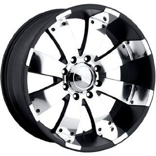 American Eagle 64 16 Black Wheel / Rim 6x5.5 with a 0mm Offset and a 108.2 Hub Bore. Partnumber 6407766 Automotive