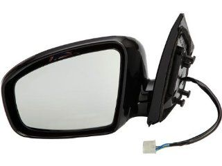 OE Replacement Nissan/Datsun Murano Driver Side Mirror Outside Rear View (Partslink Number NI1320198) Automotive