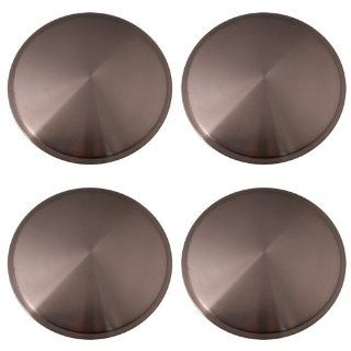 Set of 4 Stainless Steel 14 Inch Full Moon Racing Discs with Metal Clip Retention System   Part Number IWCRD/14 Automotive