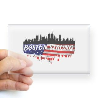 Boston Strong Decal by YouLikeThisShop