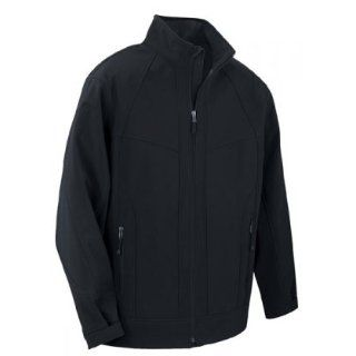 Big Mens 3 Layer Soft Shell Jacket (Big & Tall and Regular Sizes) Clothing