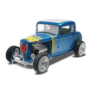 Revell 125 1932 Ford 5 Window Coupe Model Car Kit
