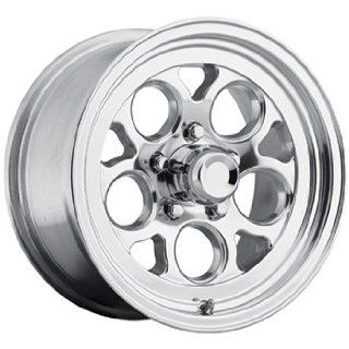 Pacer Torch 15x7 Polished Wheel / Rim 5x4.75 with a 0mm Offset and a 83.00 Hub Bore. Partnumber 561P 5761 Automotive