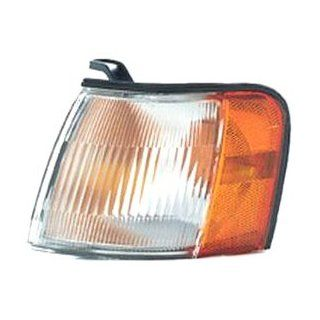 OE Replacement Toyota Tercel Front Driver Side Signal Light (Partslink Number TO2530104) Automotive