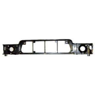 OE Replacement Ford Econoline Headlight Mounting Panel (Partslink Number FO1221107) Automotive