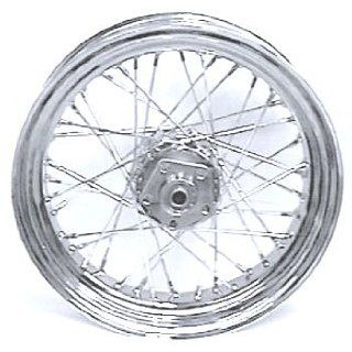 Ultima 40 Spoke 16 X 3.50 Wheel With Drop Center Rim For Harley Davidson Automotive