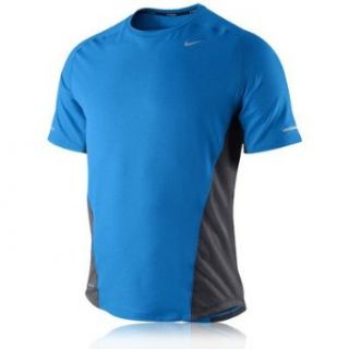 Nike Sphere Short Sleeve Running T Shirt   Large Sports & Outdoors