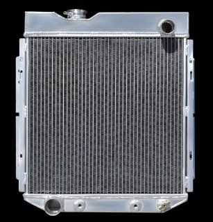 Champion CoolIng Systems, CC251, 3 Row All Aluminum Replacement Radiator for Ford Falcon Automotive