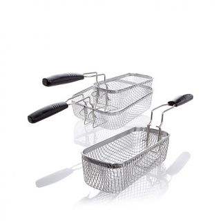 Waring Pro Professional Deep Fryer with 3 Fry Baskets