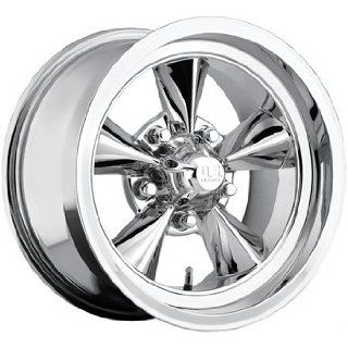 US Mags Standard 20 Chrome Wheel / Rim 5x4.5 with a 1mm Offset and a 72.60 Hub Bore. Partnumber U10420956552 Automotive