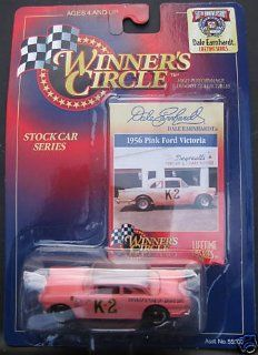 Dale Earnhardt K2 K 2 Pink Ford Victoria Winniers Circle WC Lifetime Series 1/64 Scale Diecast Toys & Games