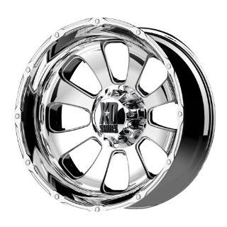 "KMC Wheels XD Series Armour XD7992 Chrome Finish Wheel (20x12""/8x6.5"") Automotive"