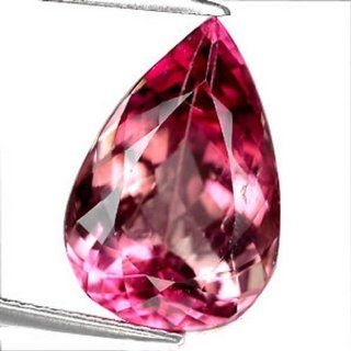 9 CT STUNNING PINK TOURMALINE TOP LUSTER NATURAL GEM Jewelry