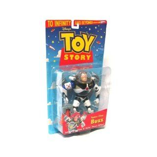 Toy Story To Infinity and Beyond Series Space Claw Buzz Action Figure Toys & Games