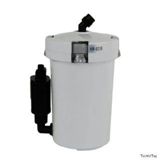 SunSun HW 603 Multi Stage Canister Filter, 106 gph