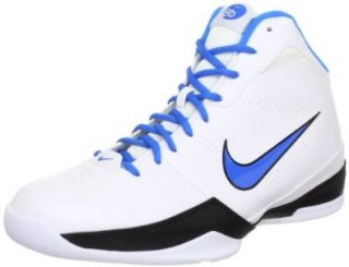 Nike Air Quick Handle White Blue Mens Basketball Shoes 472633 103 [US size 15] Shoes