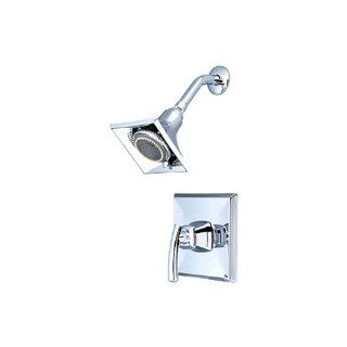 Pioneer 4GB300T Single Handle Shower Trim Set, PVD Polished Chrome Finish   Tub And Shower Faucets