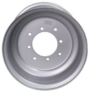 ITP Steel Wheel   10x8   3+5 Offset   4/137   Silver , Bolt Pattern 4/137, Rim Offset 3+5, Wheel Rim Size 10x8, Color Silver, Position Rear 18R137 Automotive