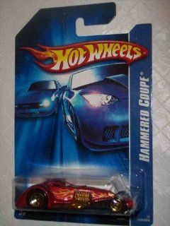 #2006 145 Hammered Coupe Burnt Red Collectible Collector Car Mattel Hot Wheels Toys & Games