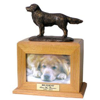 Golden Retriever Cremation Dog Urn  Pet Care Products