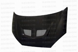 Seibon Carbon Fiber EVO Style Hood Ford Focus 00 04 Automotive